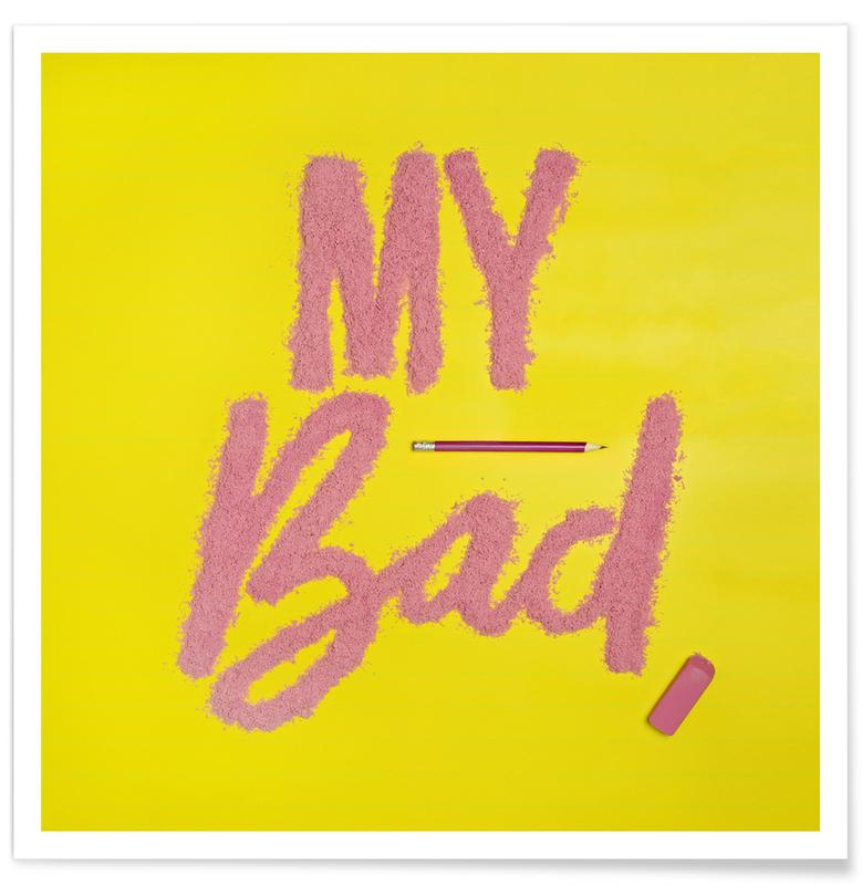 Eraser Day poster