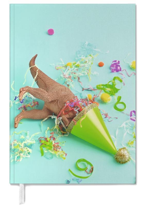Kunst voor kinderen, Felicitaties, Dinosaurussen, Verjaardagen, Dinosaur Party agenda