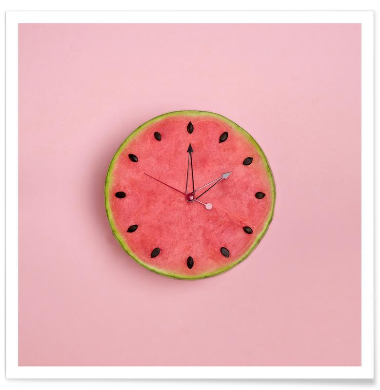Birthdays, Watermelons, Watermelon Time Poster