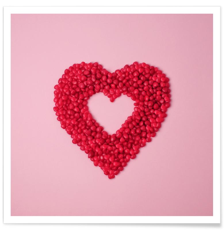 Red Hots Heart poster