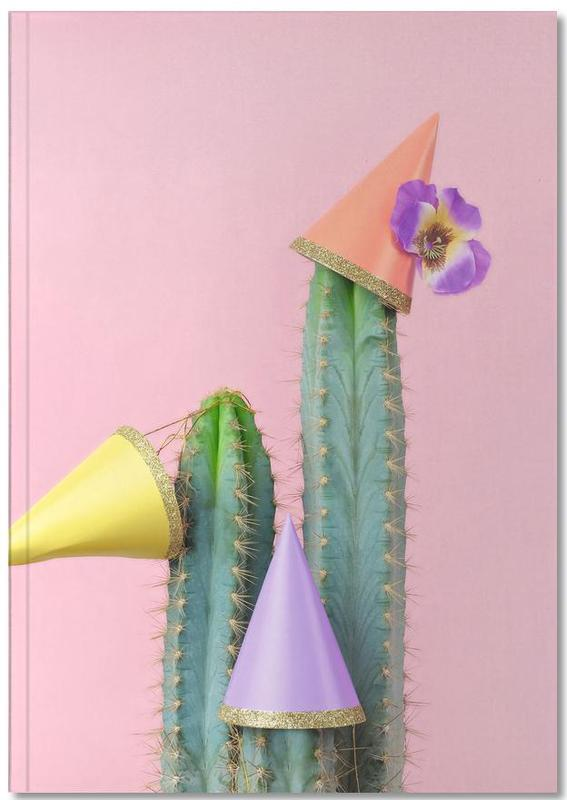 Cactus Party Hats Notebook