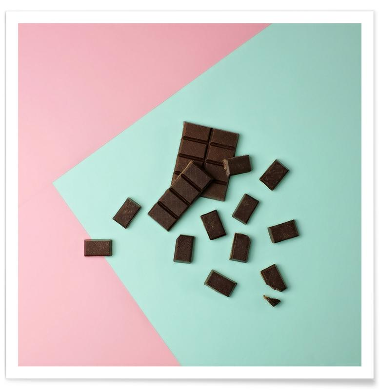 Chocolate, I'm Sweet on You Poster