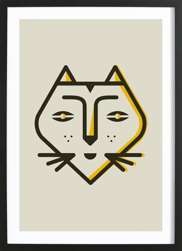 Animal 6 Framed Print