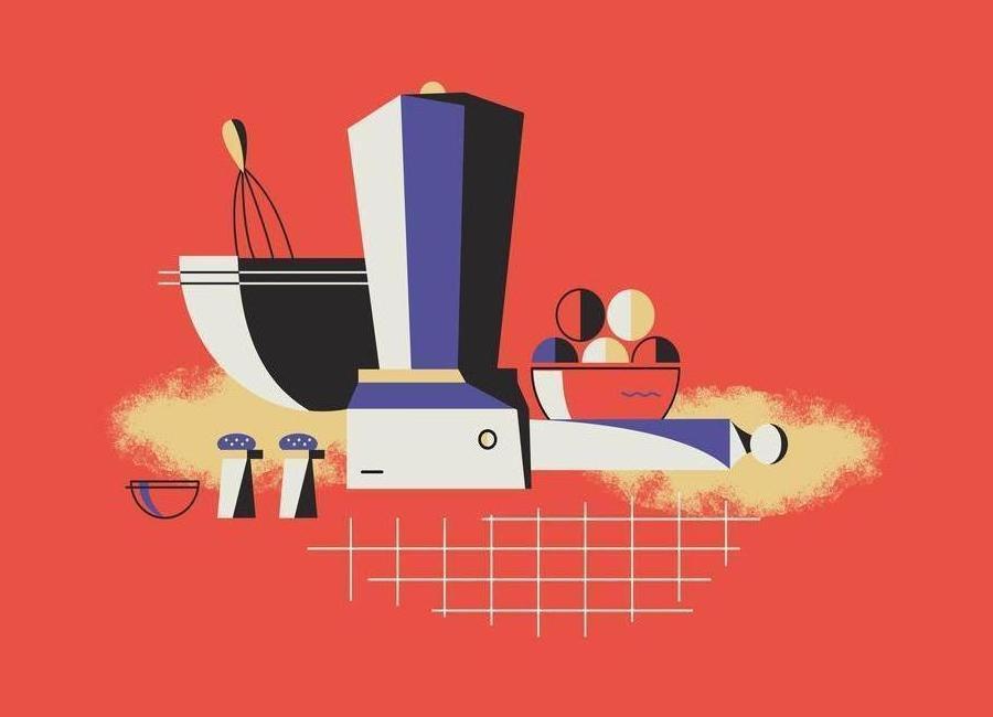 Chef Canvas Print