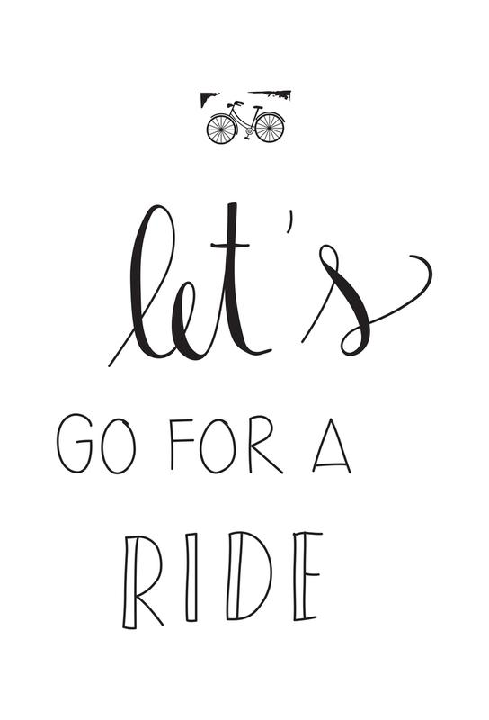Ride -Alubild