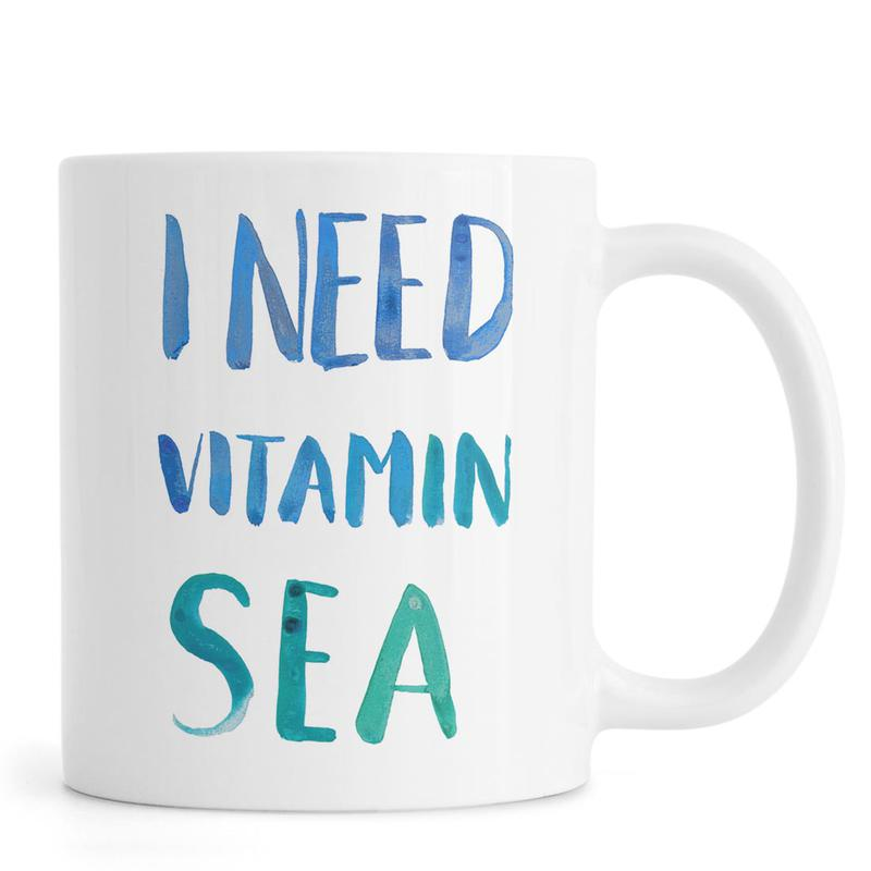 Vitamin Sea Mug