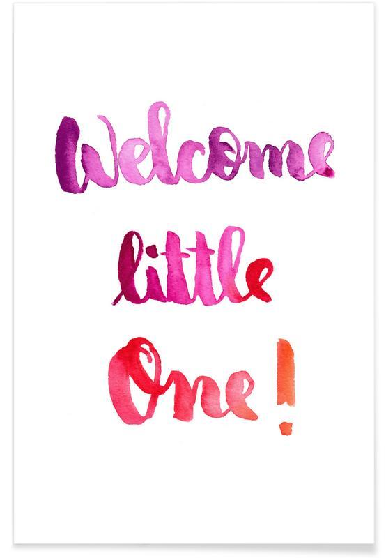 Naissances, Citations et slogans, Little One affiche