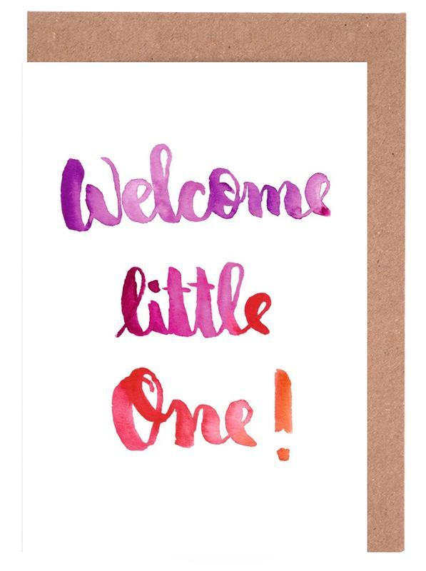 Little One -Grußkarten-Set