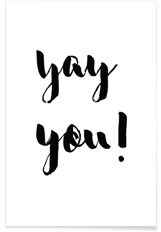 Yay You -Poster