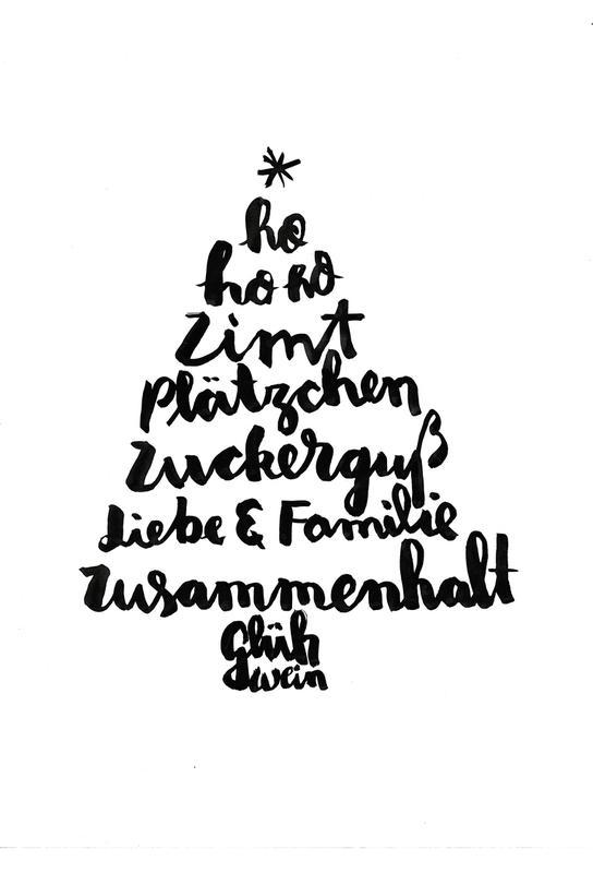 Tannenbaum -Alubild