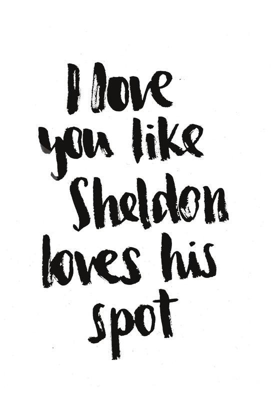 Sheldon -Alubild