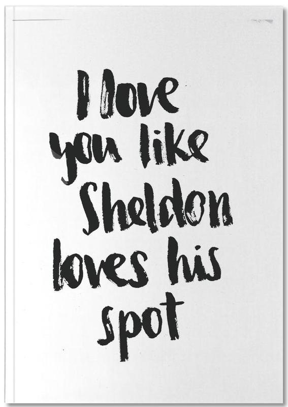 Sheldon Notebook