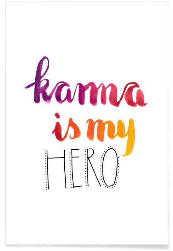 Karma -Poster