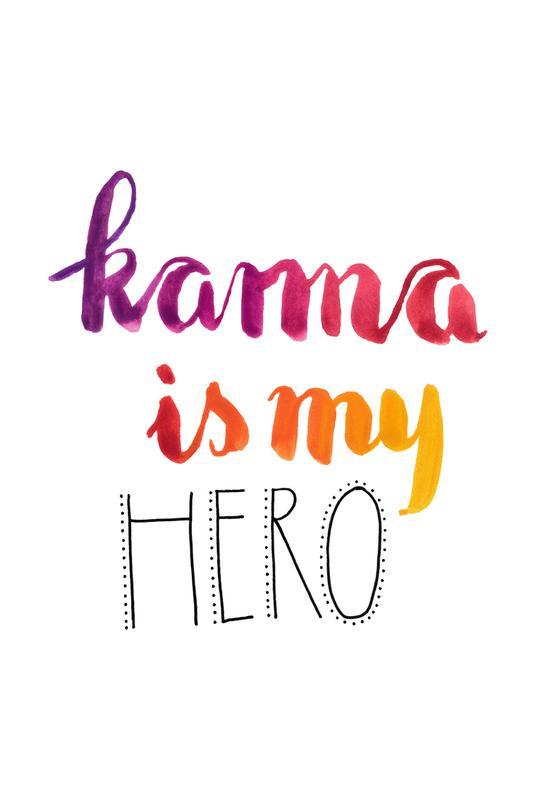 Karma -Alubild