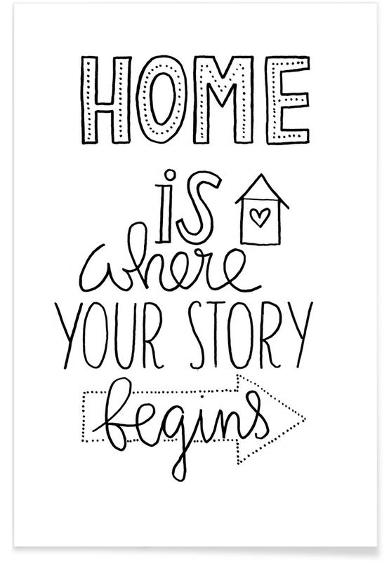 Home -Poster