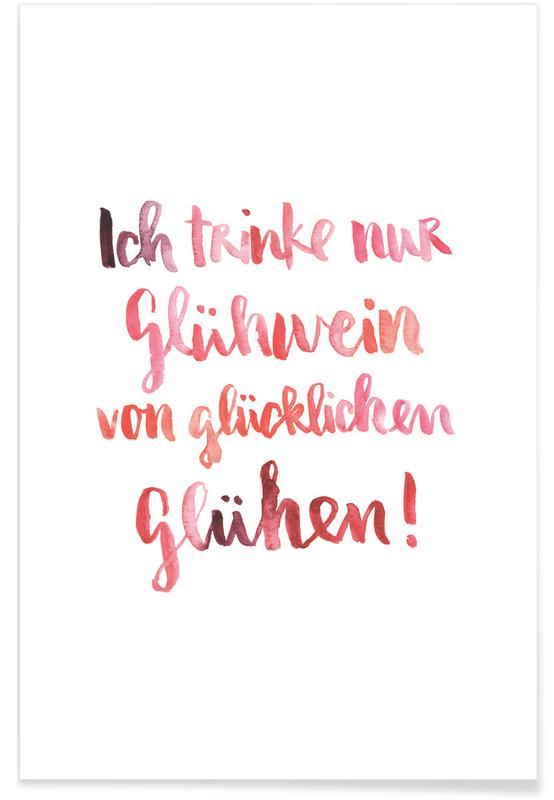 Glühwein Poster