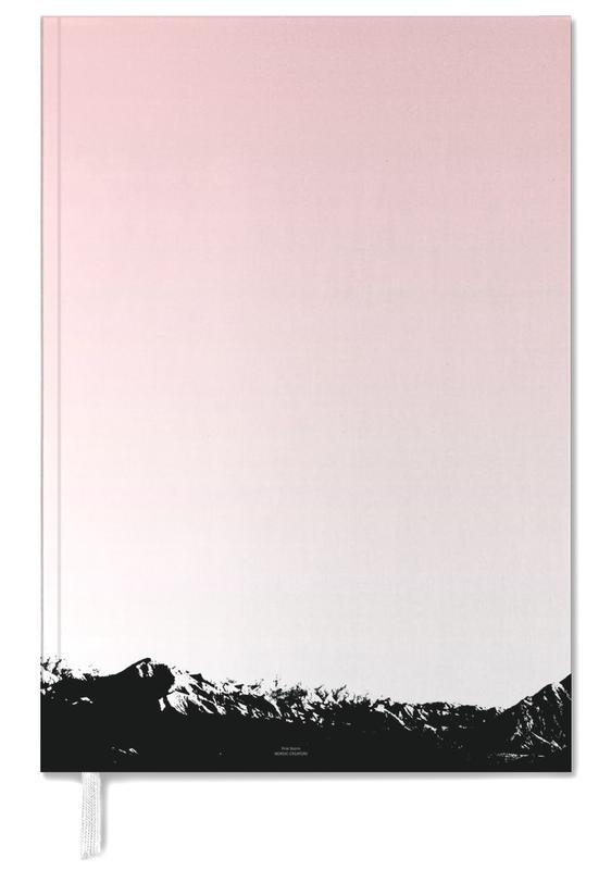 Paysages abstraits, Pink Storm agenda