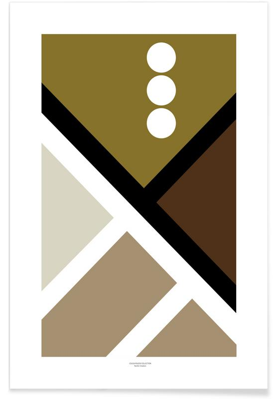, Colour Block II affiche