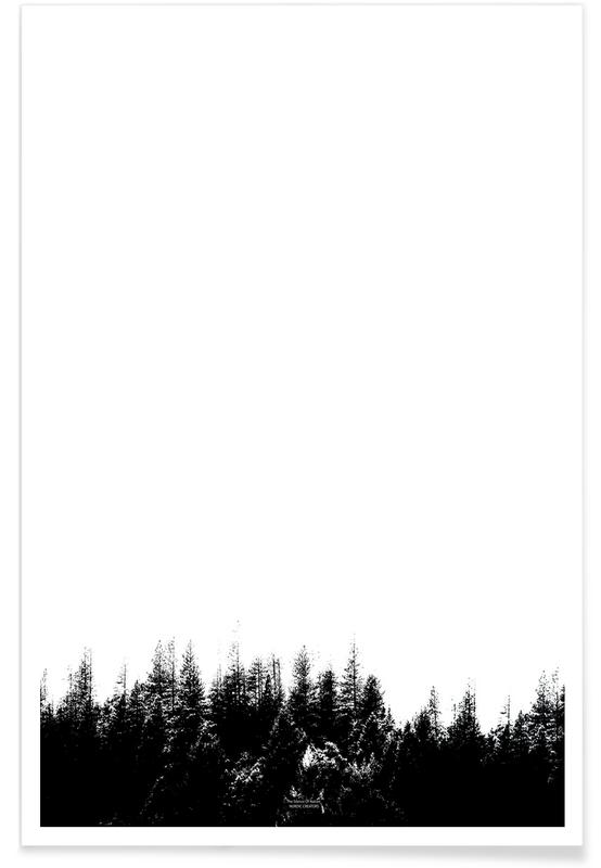 Forêts, Silence of Nature affiche