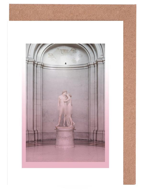 Architekturdetails, Adamus & Evalus -Grußkarten-Set