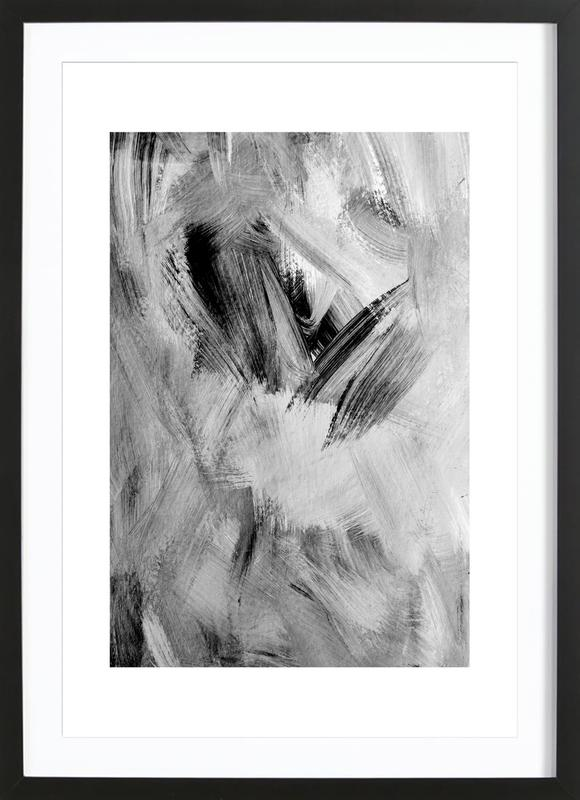 Painting ingelijste print