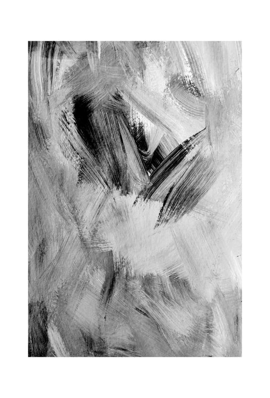 Painting acrylglas print