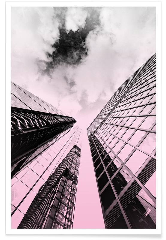 Gratte-ciels, Skyscraper affiche