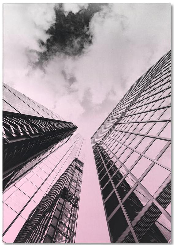 Skyscraper -Notizblock