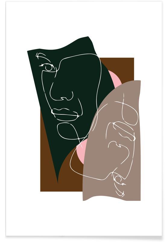 , Modern Art 3 affiche