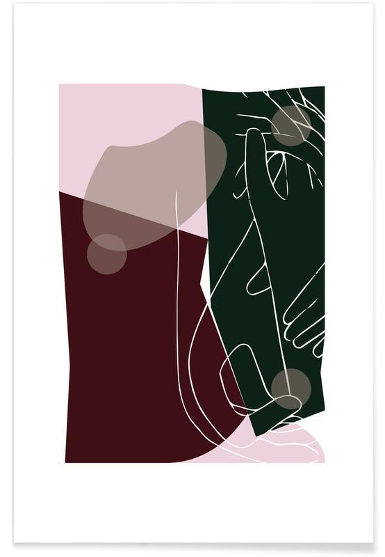 Modern Art 1 Poster