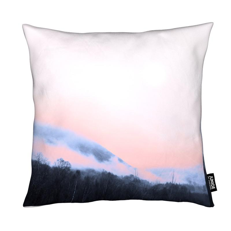 Paysages abstraits, Smokey Pink coussin