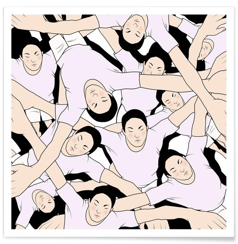 Gruppen, Shadows -Poster