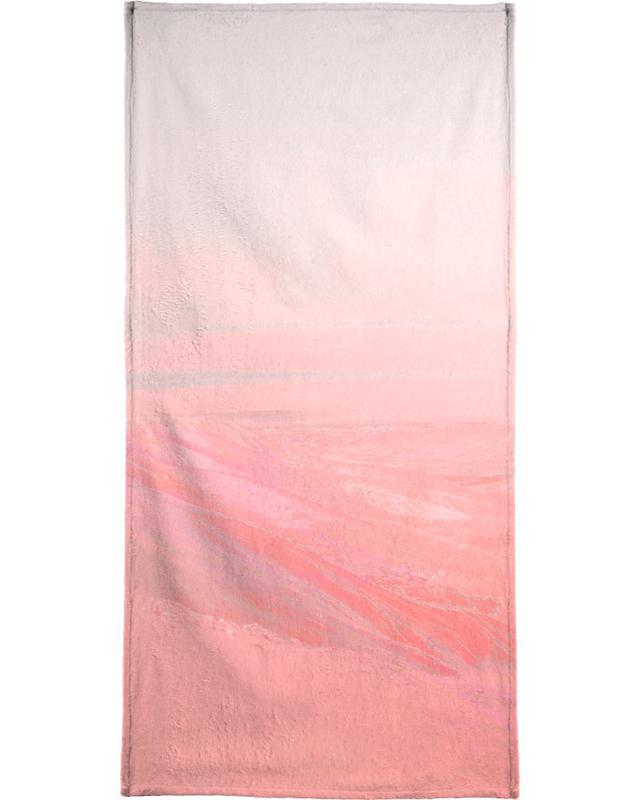 Chemin Rose Bath Towel