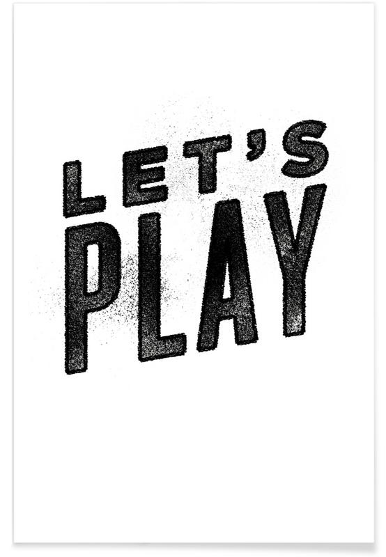 Let's Play affiche