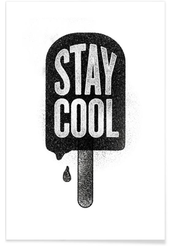 Stay Cool affiche