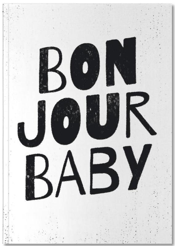 Bonjour Baby Notebook