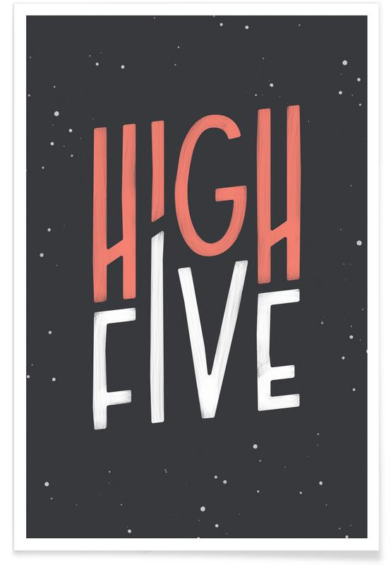 High Five -Poster