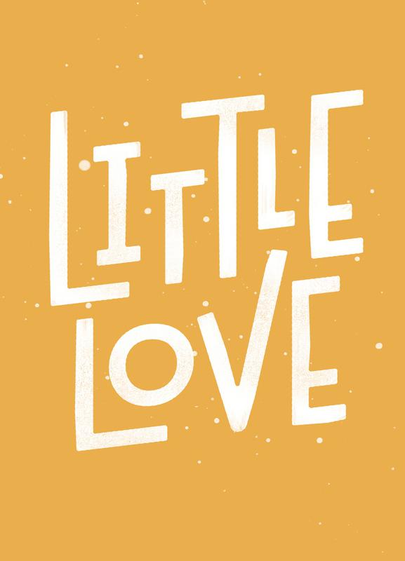 Little Love Canvas Print