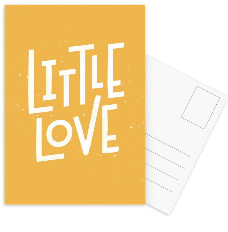 Little Love Postcard Set