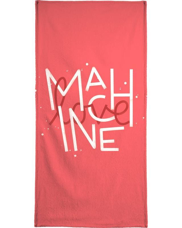 Love Machine Beach Towel