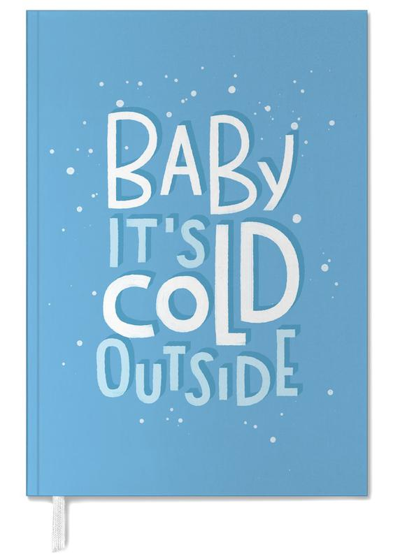 Cold Outside Personal Planner