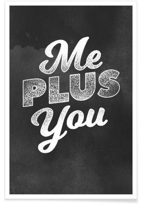 Me Plus You affiche