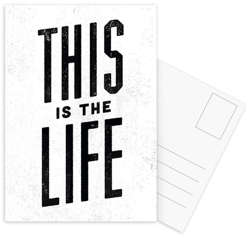 This Is the Life cartes postales