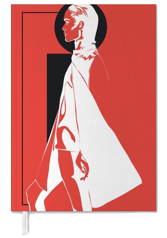 Illustrations de mode, Iconographic 3 agenda