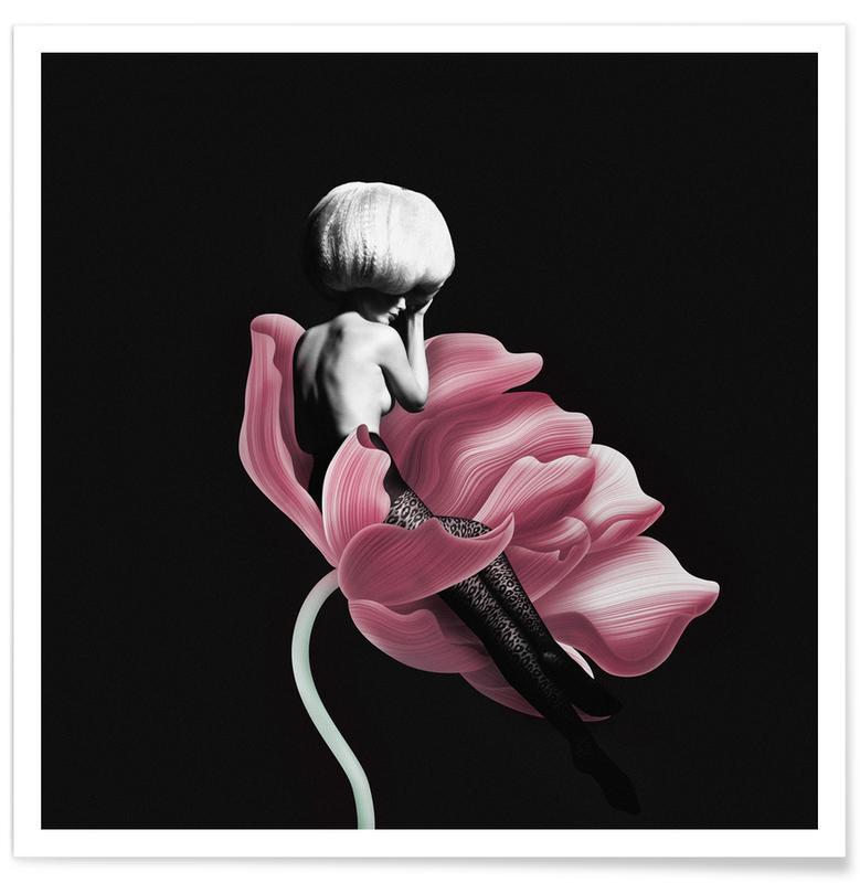 Illustrations de mode, Parfum for You 1 affiche