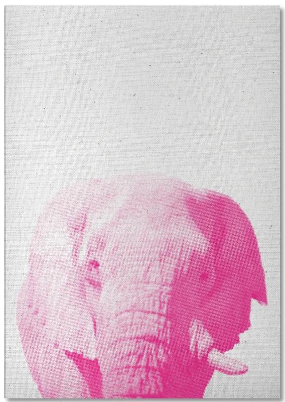 Elephant 02 -Notizblock