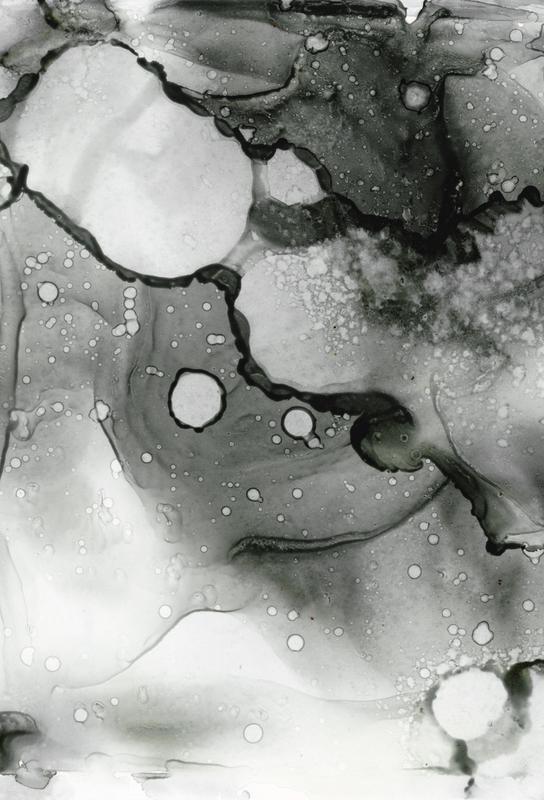 Ink No. 12 Impression sur alu-Dibond