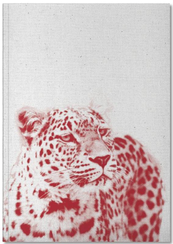 Luipaarden, Kunst voor kinderen, Leopard Notebook