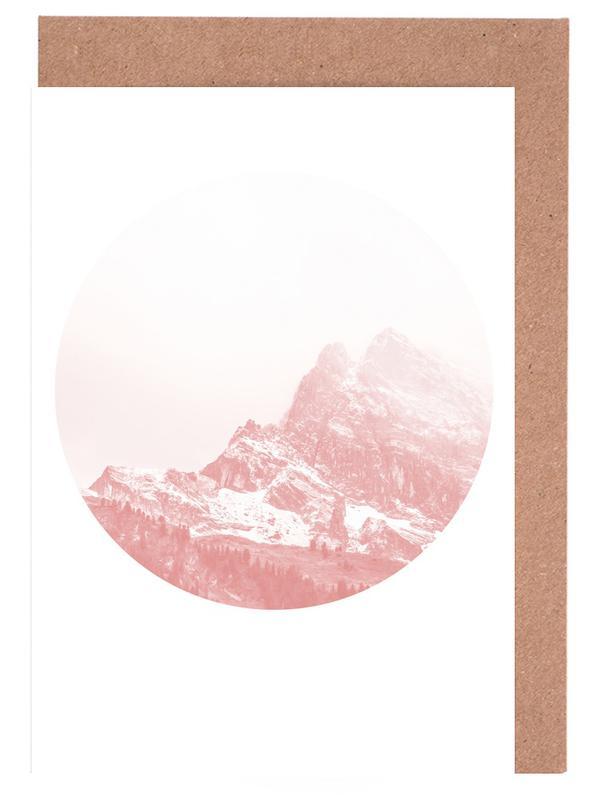 Mountain 02 Greeting Card Set