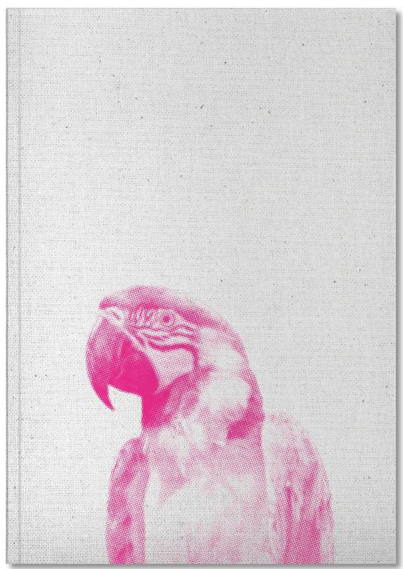 Nursery & Art for Kids, Parrots, Papagei 02 Notebook